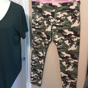 Marlow Pants - 2 pc leggings & tunic outfit size XL 🍀